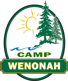 An image of the Camp Wenonah logo